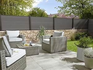 Salon De Jardin Terrasse : un salon de jardin modulable pour recevoir selon ses envies moderne terrasse et patio ~ Teatrodelosmanantiales.com Idées de Décoration