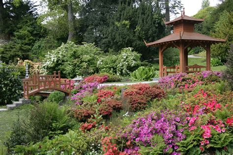 Japanese Garden  Powerscourt Estate, House And Gardens