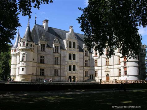 photo ch 226 teau d azay le rideau france