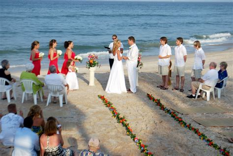 Beach Wedding : Beach Ceremony