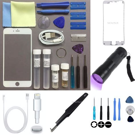 iphone repair kit apple iphone 6s plus front glass screen outer lens