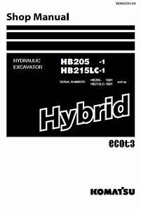 Komatsu Hb205