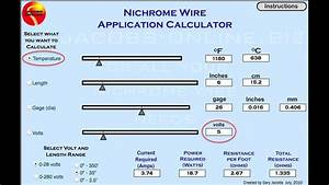 Power Supply Calculations - Hwfci