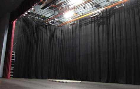 mont kiara international school stage curtain