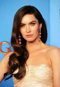 Megan fox hair | Beauty - Hair, Dark | Pinterest