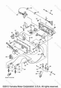 Yamaha Waverunner 2000 Oem Parts Diagram For Electrical