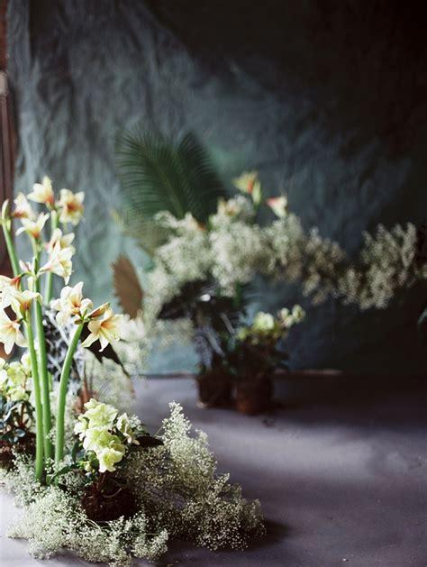 ethereal greenhouse wedding inspiration bajan wed