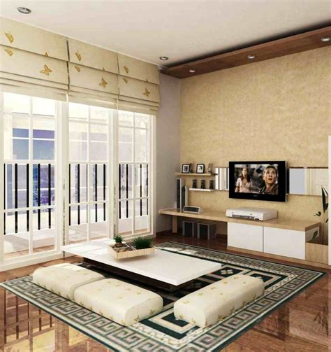 desain ruang tamu minimalis lesehan  sofa interior