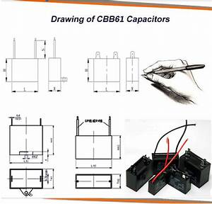 Wholesale High Quality Cbb61 Capacitor 1 2uf 450v Cbb61 Sh