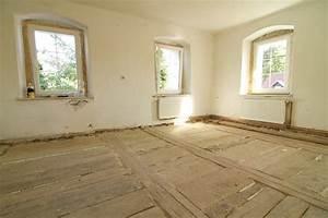 Podlaha bez betonu