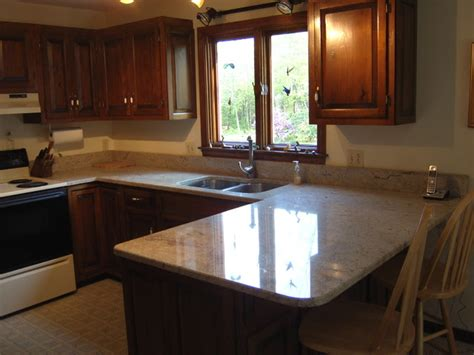 dark cabinets light granite light granite dark cabinets traditional kitchen