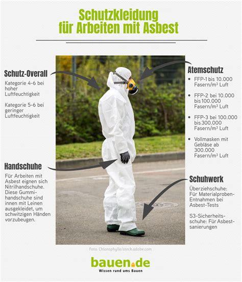 asbestsanierung ein fall f 252 r den fachmann bauen de