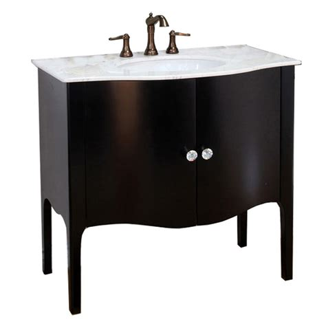 kohler vanity sink top shop bellaterra home black undermount single sink bathroom