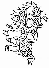 Coloring Nian Chinese Monster Pages Dragon China Ancient Clipart Drawings Template Outline Printable Colouring Clip Dynasty Cliparts Library Designlooter Shamrock sketch template
