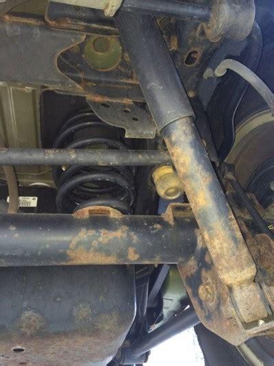 rust proofing  cars   jeep wrangler