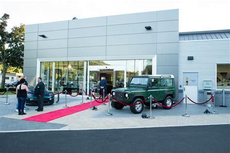 Jaguar Land Rover Darien Grand Opening