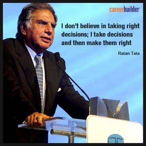 leadership quote  mrratan tata motivation