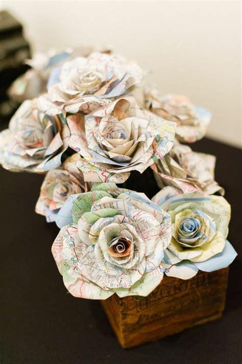 Stehlen Aus Papier by 1001 Bastelideen Aus Papier Blumen Girlanden Und