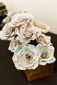 Blumen Aus Papier : 1001 bastelideen aus papier blumen girlanden und t rkr nze bastelideen pinterest ~ Udekor.club Haus und Dekorationen