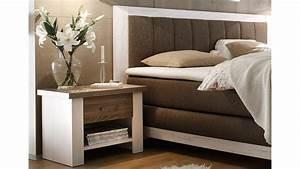 Schlafzimmer Set Modern : schlafzimmer set luca mit boxspringbett nevada pinie wei tr ffel ~ Markanthonyermac.com Haus und Dekorationen