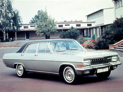 1968 opel diplomat related infomation specifications