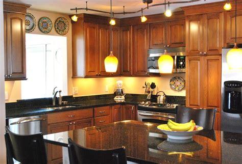 Kitchen Track Lighting, 4 Ideas  Kitchen Design Ideas Blog