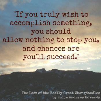 quotes accomplishing dreams