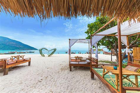 dn koh lipe relaxing honeymoon package  asia travels