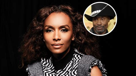 Billy Porter Working With Janet Mock Pose Variety