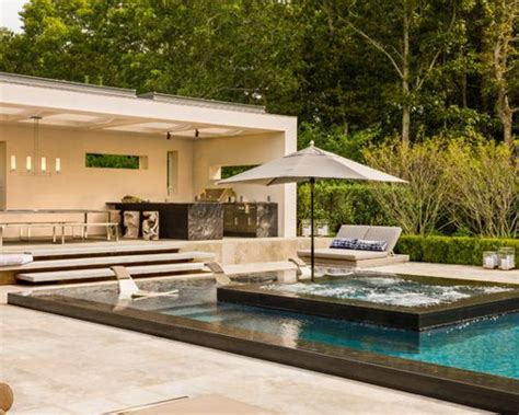 pool and outdoor kitchen designs pools and outdoor kitchens houzz 7523