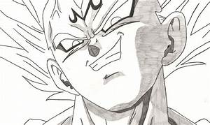 Majin Vegeta 2 by sparten69r on DeviantArt