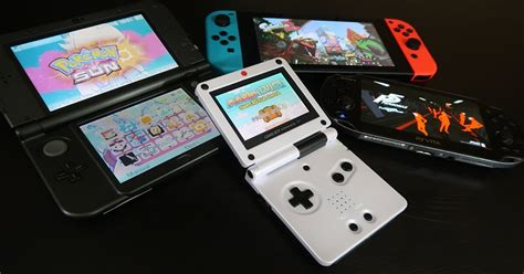 Handheld Mame Console by Is There A Future For Handheld Consoles