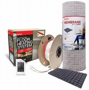 Nuheat Floor Heat Troubleshooting