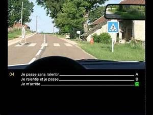 Code De La Route Question : code de la route pieges de l 39 examen 1 correction youtube ~ Medecine-chirurgie-esthetiques.com Avis de Voitures