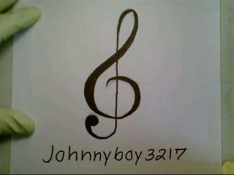 draw   note symbol sign easy tattoo como