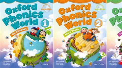 Oxford Phonics World By Kaj Schwermer, Craig Wright And Julia Chang On Eltbooks  20% Off