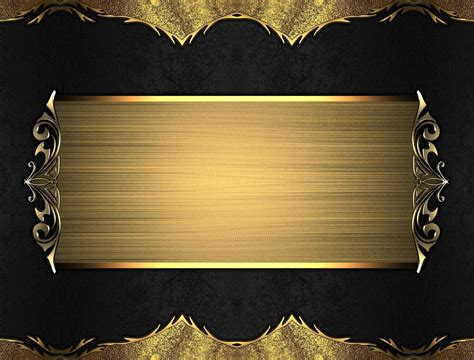 Bild Schwarz Gold by Black Gold Backgrounds Wallpaper Cave