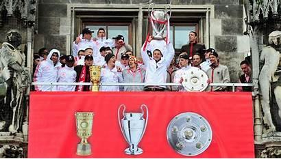 Bayern Fc Triple Fcbayern Munich
