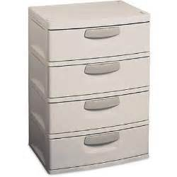 sterilite 4 drawer cabinet heavy duty plastic multi