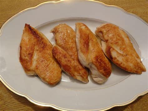 cuisiner blancs de poulet comment cuire blanc de poulet