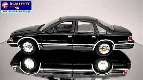 Chevrolet Caprice (1993) - Motormax - 1:24 - YouTube