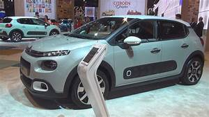 Citroën C3 Puretech 82 Bvm Feel : citro n c3 puretech 82 bvm shine sand opal 2017 exterior and interior youtube ~ Medecine-chirurgie-esthetiques.com Avis de Voitures
