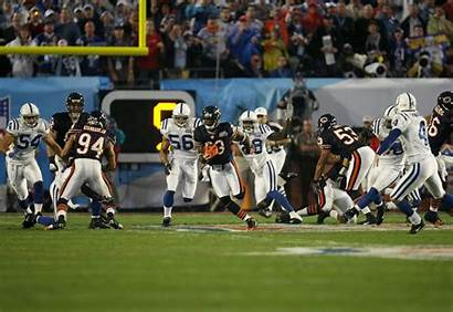 Devin Hester Bowl Return Bears Kickoff Xli