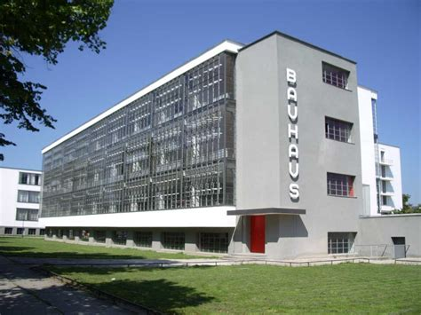 The Bauhaus, History And Present