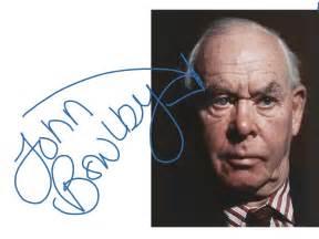 John Bowlby Attachment Theory