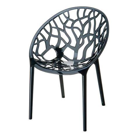 chaises plexi chaise design en plexi 4 pieds tables chaises