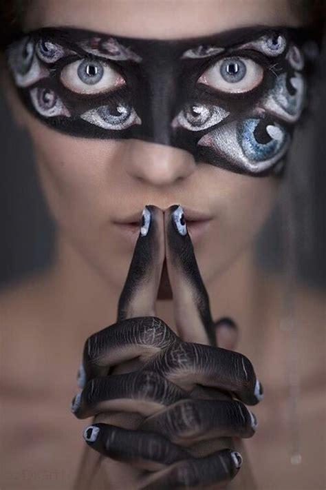 creepiest halloween makeup ideas feed inspiration
