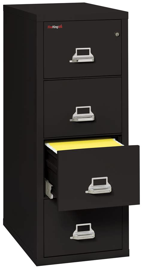 File Cabinet by 4 Drawer Fireproof Vertical File Cabinet Fireking 4 2131 C
