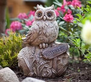 Stein Deko Garten : deko vogel mit gie kanne im garten ~ Whattoseeinmadrid.com Haus und Dekorationen