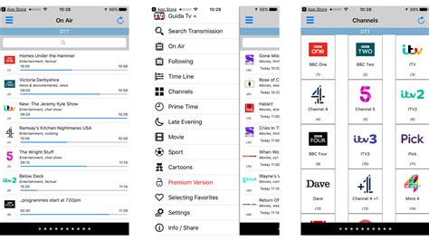 cuisine plus tv programme 5 best tv guide apps for freeview sky and netflix tech